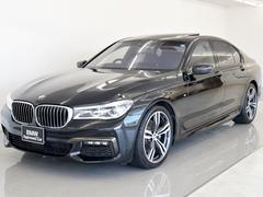 BMW740iM SR 本革 HUD レーザーライト 20AW