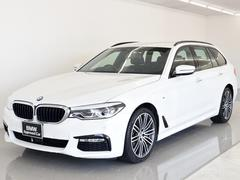 BMW540ixTMスポ黒革 デビューpkg HUD ジェスチャー
