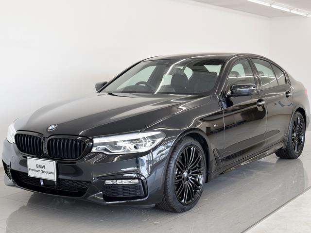 BMW 523dEDM:I ACCハーマン HUD 登録済み未使用車