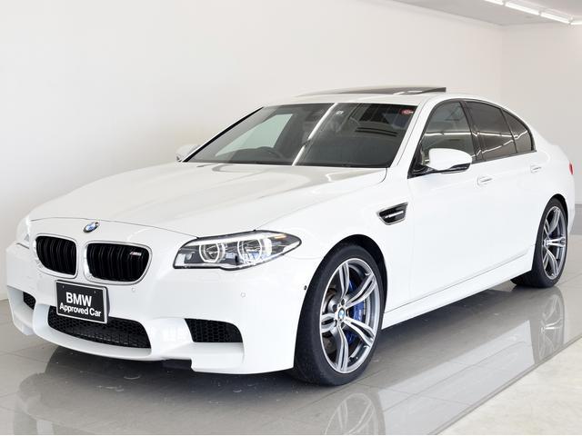 BMW M5 後期 SR 黒革 Lチェンジ HKスピーカー 20AW