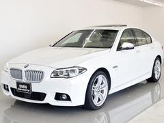 BMWAH5 Mスポ後期 サンルーフ 本革 ACC レーンチェンジ