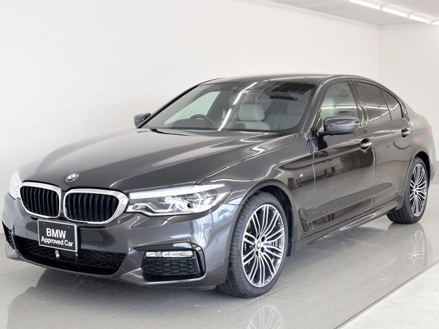 BMW 540ixDriveMスポ本革TビューACCマルチD19AW