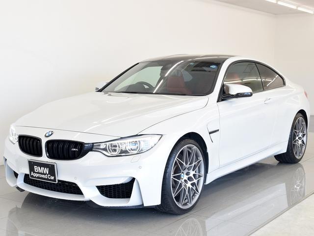 BMW M4C コンペティション専用赤革 HUD OP20AW