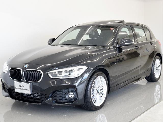 BMW 118dMスポ後期 SR セレクトP コンフォP Pサポート