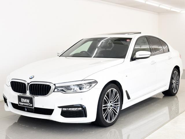 BMW 540ixMスポ SR黒革コンフォートP HUD 2年保証