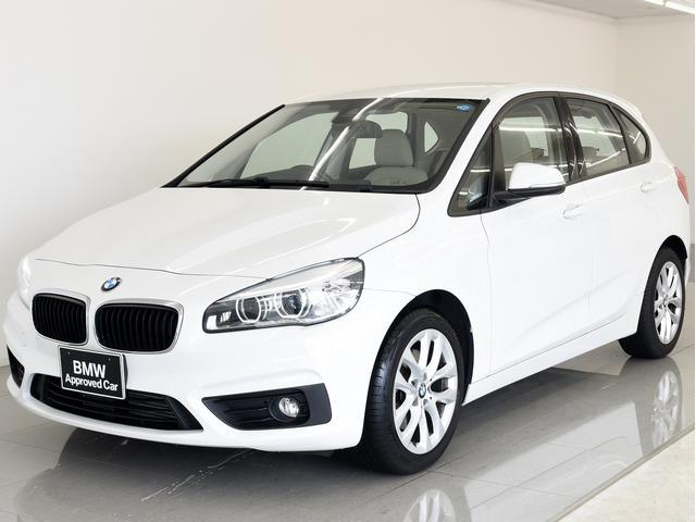BMW 218iATファッショニスタ 限定車 プラスP LED