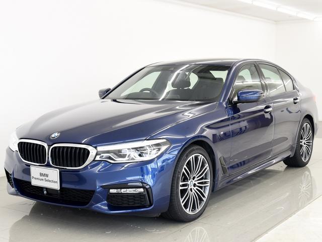 BMW 523iMスポーツ イノベーションP 液晶キー 2年保証