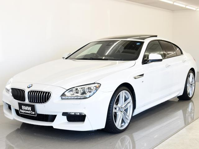 BMW 640iGC Mスポーツ サンルーフ 黒革 OP20AW