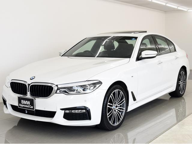 BMW 540iMスポーツ SR 黒革 イノベーションP リモートP