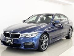 BMW530i Mスポ 黒革 イノベP リモートP HUD LED