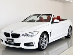 BMW435iCB Mスポ 赤革 ACC LED HUD 1オーナ