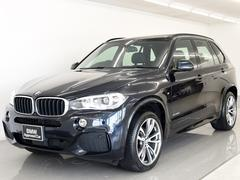 BMW X5 xDrive35dMスポ SR 黒革 セレクP OP20AW