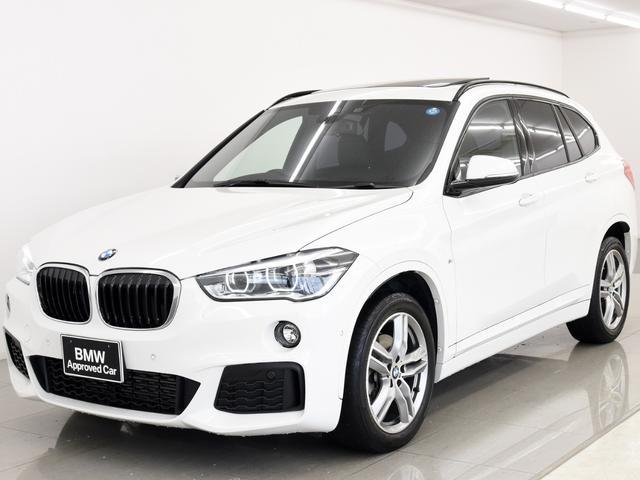 BMW x18dMスポ SR黒革セレクトPコンフォPアドバンスドP