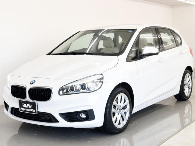 BMW 218iAT SEDファッショニスタ 限定車 Pサポ