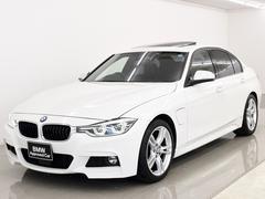 BMW330e Mスポーツ 電動サンルーフ 黒革 ACC LED