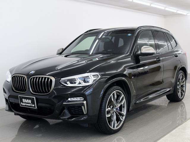 BMW M40d黒革 アンビエントライト HUD 21AW 2年保証