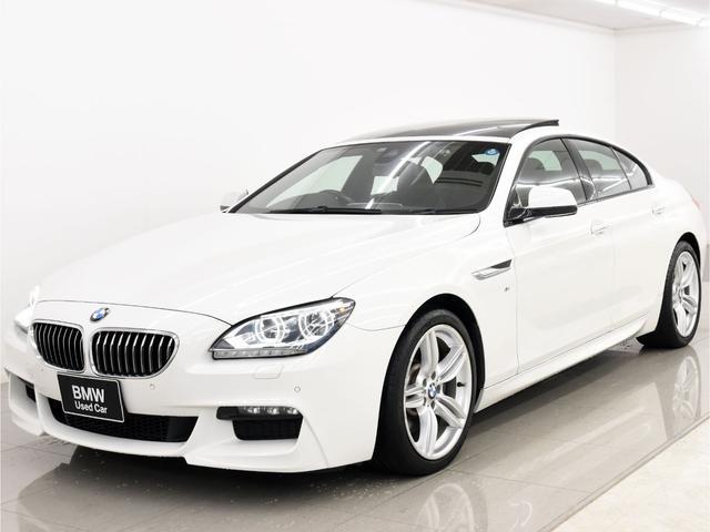 BMW 640iGC SR 黒革 LED Rブラインド 1オーナー