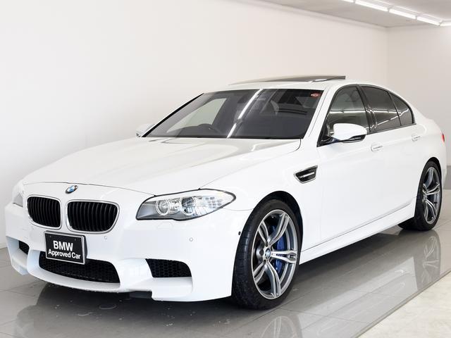 BMW M5 SR 黒革 4ゾーンエアコン HUD OP20AW