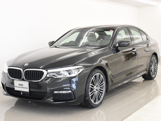 BMW 530eMスポーツ 本革 ジェスチャーコントロール HUD