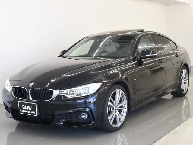 BMW 4シリーズ 435iGC Mスポ SR 黒革 PサポートPkg Tビュー