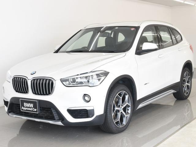 BMW X1 x18d xライン コンフォートP オートT フルセグ