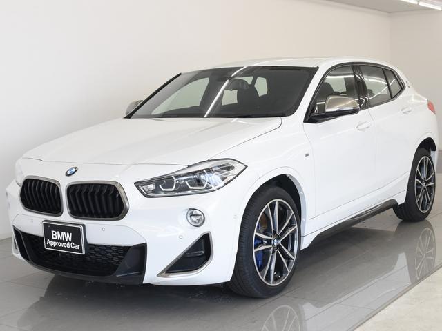 BMW X2 M35i 黒革 306馬力 ヘッドアップディスプレイ アクティブクルーズコントロール オートトランク パーキングアシスト 19インチアロイホイール