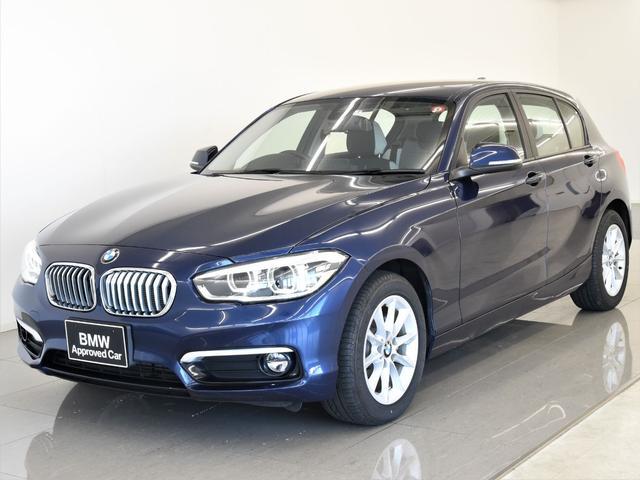 BMW 118d スタイル 後期 パーキングサポートパッケージ コンビネーションシート ドライビングアシスト クルーズコントロール 純正HDDナビ
