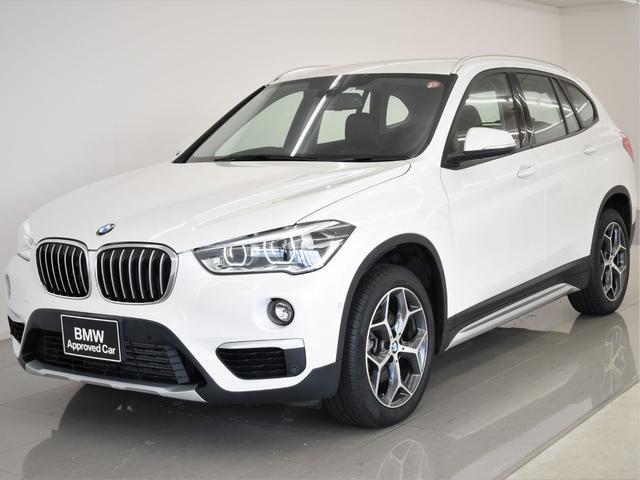 BMW xDrive 18d xライン アドバンスドアクティブセーフティP コンフォートP アクティブクルーズコントロール ヘッドアップディスプレイ オートトランク 純正HDDナビ LEDヘッドライト 18インチAW 元レンタカー