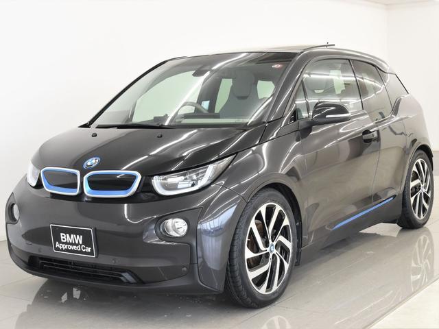 BMW アトリエ レンジ・エクステンダー装備車 電動サンルーフ アクティブクルーズコントロール パーキングアシスト バックカメラ 純正新品タイヤ