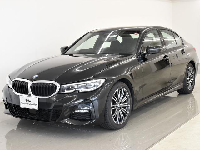 BMW 320d xDrive Mスポーツ ヘッドアップディスプレイ アクティブクルーズコントロール ドライビングアシスト LEDヘッドライト ワイヤレスチャージ 純正18インチアロイホイール