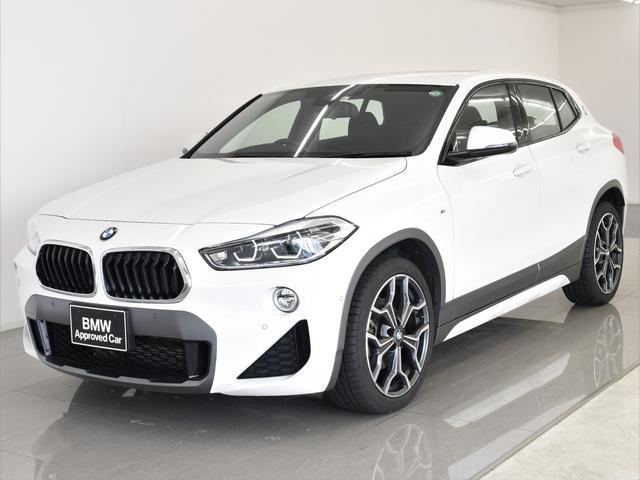 BMW sDrive 18i MスポーツX ハイラインパック アクティブクルーズコントロール ヘッドアップディスプレイ LEDヘッドライト パーキングアシスト 純正19アロイホイール 弊社社用車