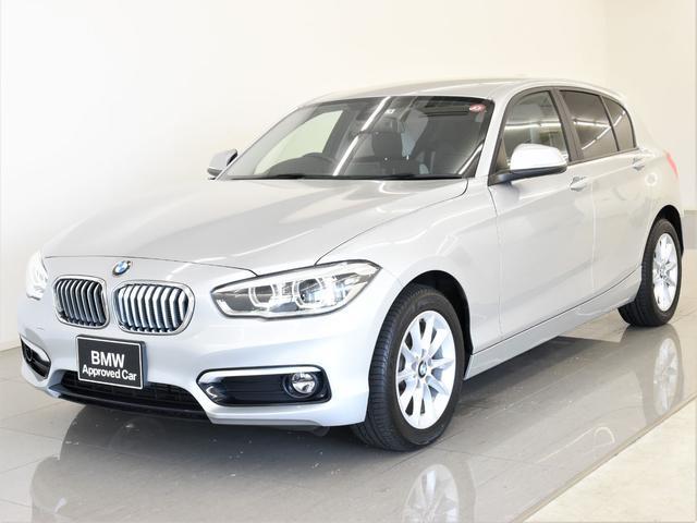 BMW 118d スタイル 後期 コンフォートパッケージ パーキングサポートパッケージ ドライビングアシスト LEDヘッドライト 純正16インチAW