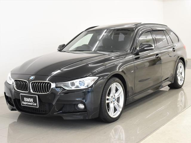 BMW 335iツーリング Mスポーツ パノラマガラスサンルーフ クルーズコントロール シートヒーター フルセグチューナー Hifiスピーカー フロント電動シート オートトランク 純正18インチアロイホイール