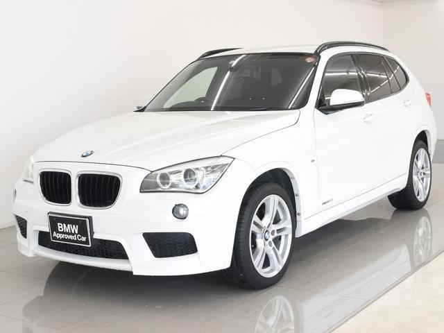 BMW xDrive 20i Mスポーツ 後期 社外ナビゲーション バックカメラ ETC アイドリングストップ コンフォートアクセス 純正18インチアロイホイール 中古スタッドレスタイヤ&社外ホイール付き