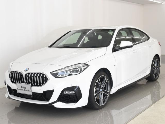 BMW 218iグランクーペ Mスポーツ ナビゲーションパッケージ LEDヘッドライト ワイヤレスチャージ ドライビングアシスト 運転席電動シート 弊社デモカー