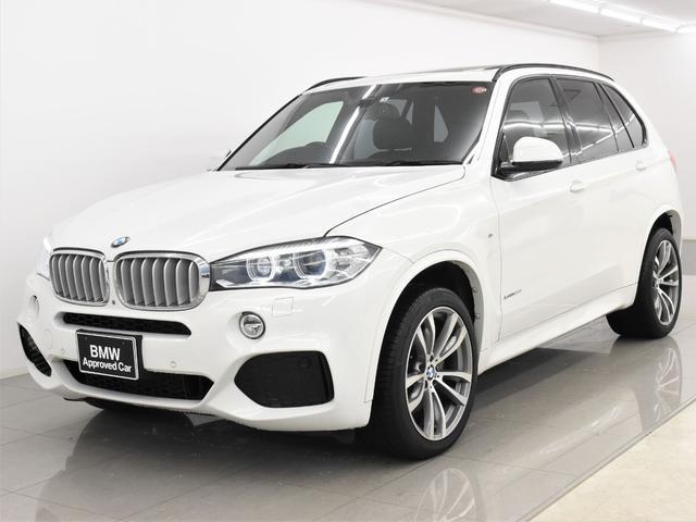 BMW X5 xDrive 50i Mスポーツ パノラマガラスサンルーフ 黒革 セレクトパッケージ ソフトクローズドア フロント&リアシートヒーター トップビュー ヘッドアップディスプレイ フルセグ Hifiスピーカー 20AW