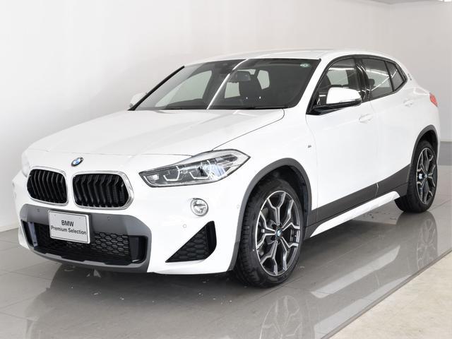 BMW xDrive 18d MスポーツX アドバンスドアクティブセーフティーパッケージ ヘッドアップディスプレイ ドライビングアシスト アクティブクルーズコントロール LEDヘッドライト バックカメラ パーキングアシスト 19AW