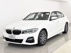 3シリーズ320d xDrive Mスポーツ BMWライブコックピット アクティブクルーズコントロール ドライビングアシスト ハイビームアシスタンス ワイヤレスチャージ フロントシートヒーター パーキングアシスト リバースアシスト 18AW