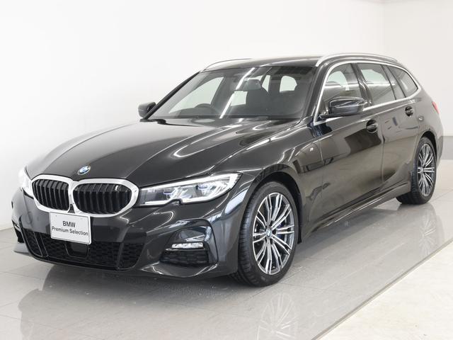 BMW 330iツーリング Mスポーツ ハイラインパッケージ 黒革 イノベーションパッケージ ヘッドアップディスプレイ BMWレーザーライト パーキングアシストプラス ジェスチャーコントロール アクティブクルーズコントロール フロントシートヒーター