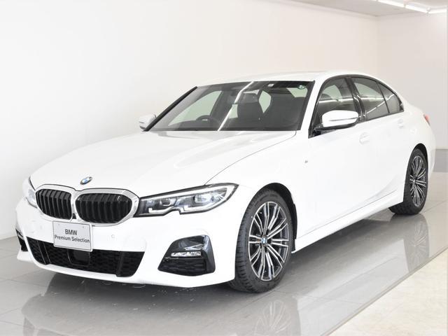 BMW 320i Mスポーツ コンフォートパッケージ オートトランク トップビュー アクティブクルーズコントロール ハイビームアシスタント 18インチアロイホイール 弊社デモカー