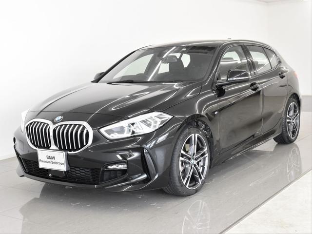 BMW 1シリーズ 118i Mスポーツ iDriveナビゲーションパッケージ コンフォートアクセス バックカメラ パーキングアシスト リバースアシスト ドライビングアシスト 純正18インチアロイホイール 弊社デモカー