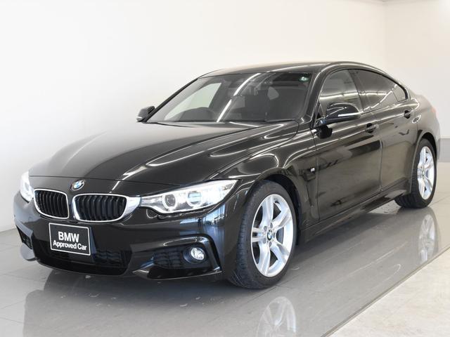 BMW 420iグランクーペ Mスポーツ アクティブクルーズコントロール ドライビングアシスト レーンチェンジ バックカメラ 純正18インチアロイホイール