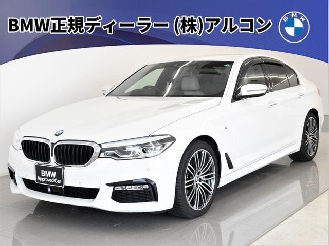 BMW 530i Mスポーツ 本革 BMWディスプレイキー ジェスチャーコントロール リモートパーキング F/Rシートヒーター トップビュー ヘッドアップディスプレイ アクティブクルーズコントロール オートトランク