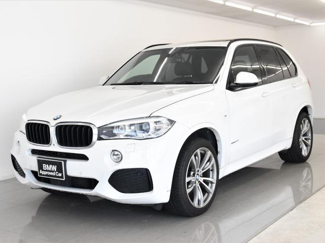 BMW X5 xDrive 35i Mスポーツ パノラマガラスサンルーフ 黒革 アクティブクルーズコントロール トップビュー フルセグ アクティブクルーズコントロール F/Rシートヒーター オートトランク 20インチアロイホイール