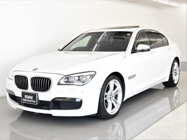 BMW 7シリーズ アクティブハイブリッド7 後期 黒革 サンルーフ ヘッドアップディスプレイ アクティブクルーズコントロール トップビュー フルセグ オートトランク ソフトクローズドア 純正20インチAW