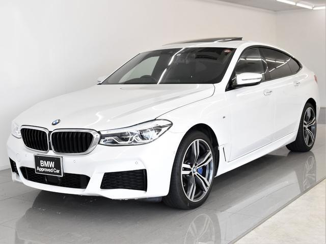 BMW 640i xDrive グランツーリスモ Mスポーツ パノラマサンルーフ 黒革 コンフォートパッケージ リアエンタメ イノベーションパッケージ ディスプレイキー リモートパーキング ヘッドアップディスプレイ フロントマッサージシート