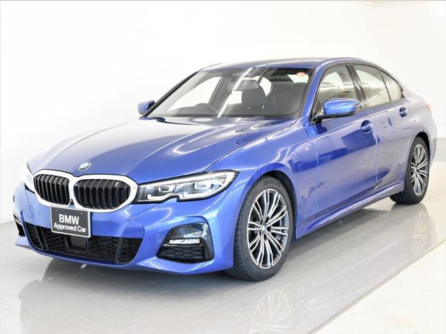 BMW 3シリーズ 320i Mスポーツ 黒革 ハイラインパッケージ コンフォートパッケージ オートトランク アクティブクルーズコントロール ハイビームアシスタント 純正18インチアロイホイール