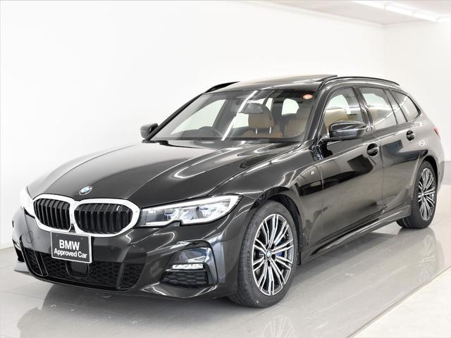 BMW 3シリーズ 330iツーリング Mスポーツ ハイラインパッケージ サンルーフ 本革 ヘッドアップディスプレイ レーザーライト ウッドトリム HiFiスピーカー 携帯ワイヤレス充電 アクティブクルーズコントロール レーンキープアシスト パーキングアシストプラス