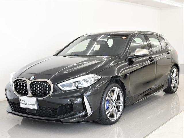 BMW M135i xDrive デビューパッケージ ストレージパッケージ オートトランク 電動シート アクティブクルーズコントロール アダプティブMサスペンション 純正18インチアロイホイール 弊社デモカー