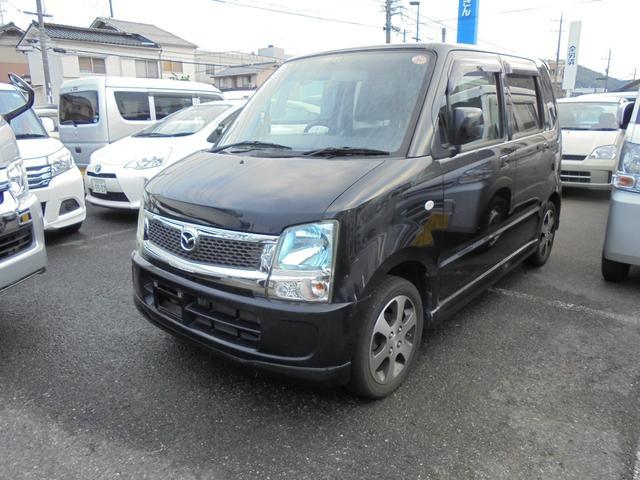 マツダ FX-Sスペシャル キーレス 4WD スマートキー ナビ
